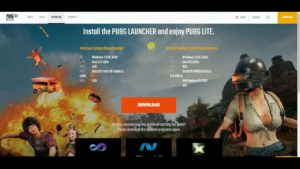 pubg pc lite download website