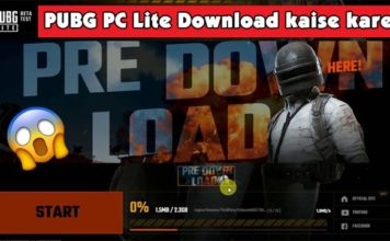 PUBG PC Lite Download kaise kare