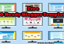 Best free premium seo friendly blogger templates 2019 download