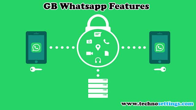 GB Whatsapp Features Hindi