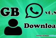 gb whatsapp 6.88 download