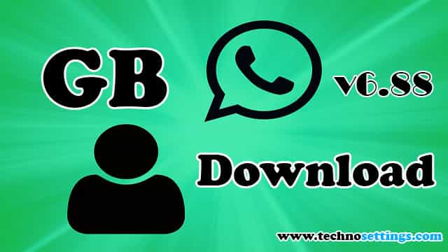 gb whatsapp 6.88 download
