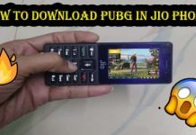 how to download pubg in jio phone