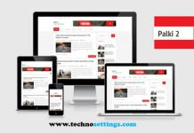 palki 2 blogger template download kaise kare